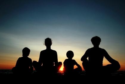Méditation pour la famille moderne