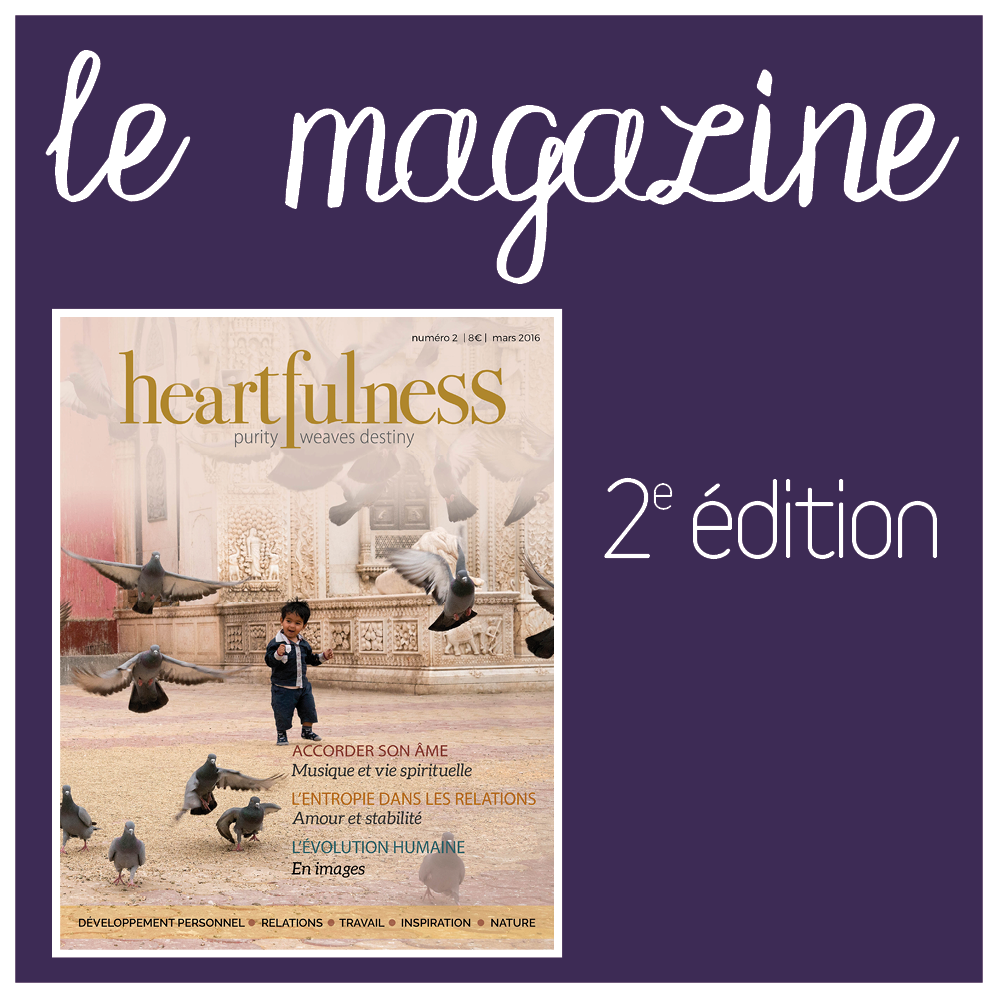 Magazine Heartfulness - Numéro 2