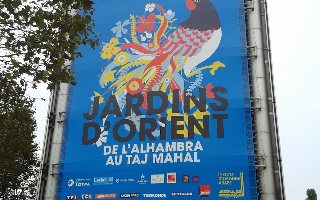 Méditation au coeur du Jardin d'Orient – Paris