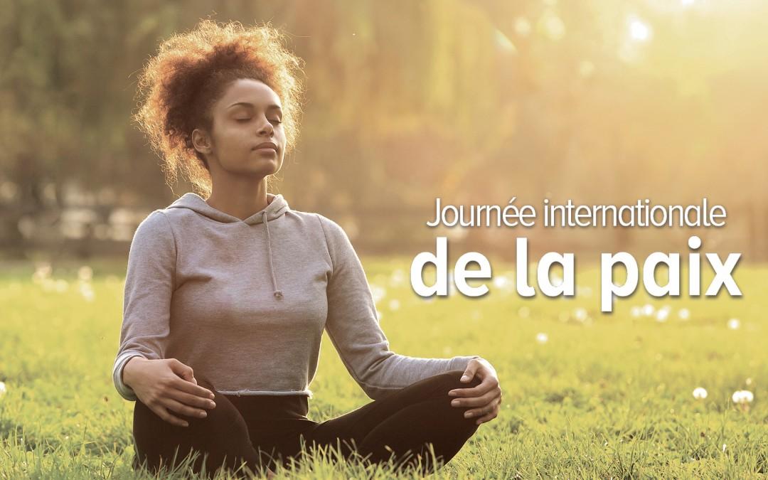 Journée Internationale de la Paix, à Ducos