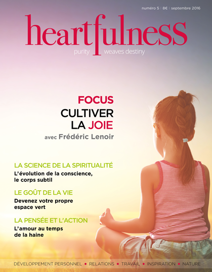 Magazine Heartfulness