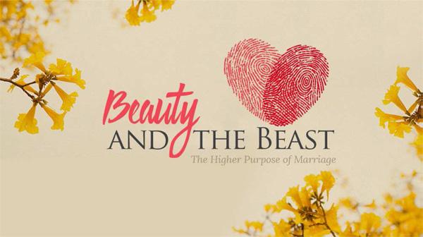 La belle et la bête : Le but supérieur du mariage