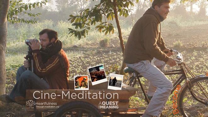Ciné-méditation Heartfulness et En quête de Sens