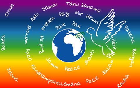 Journée internationale de la Paix, à Montpellier