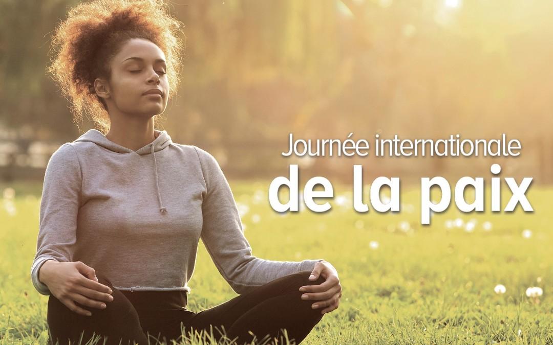 Journée internationale de la Paix, à Sainte-Anne