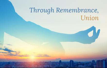 Par le souvenir, l'union : Journée internationale du yoga