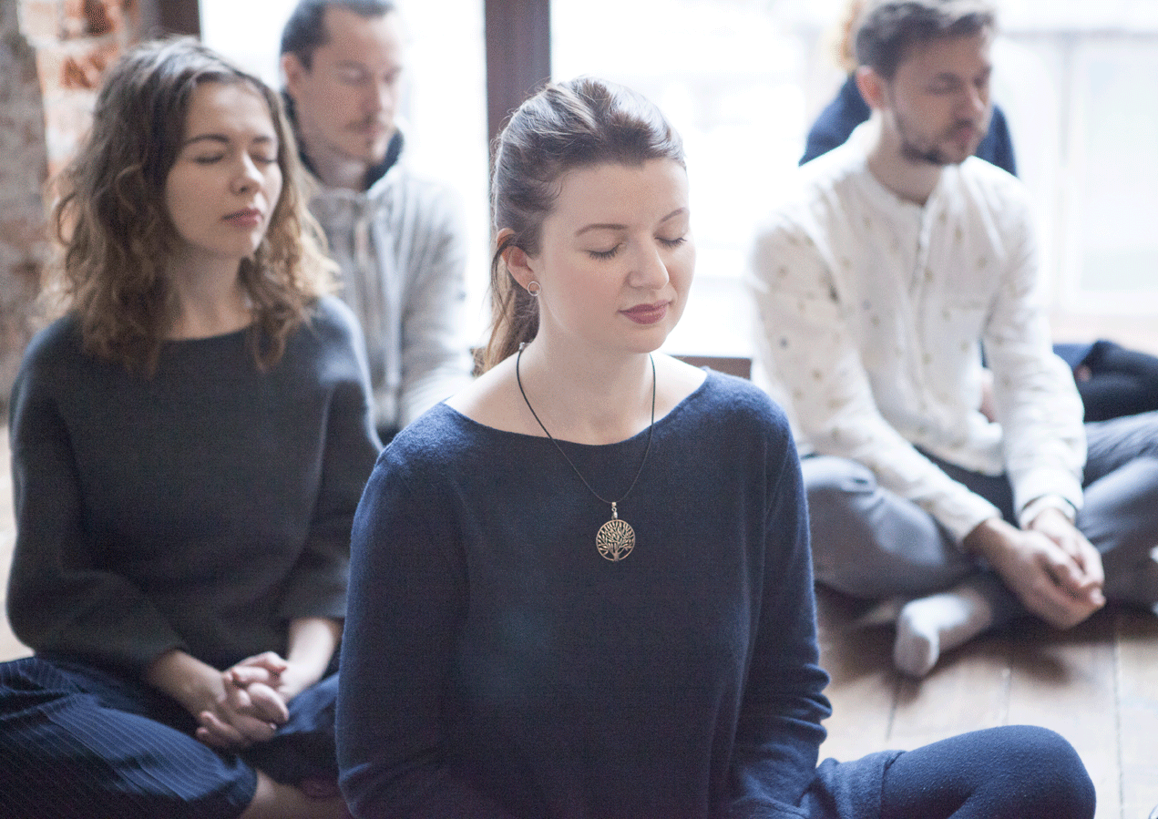 la méditation heartfulness