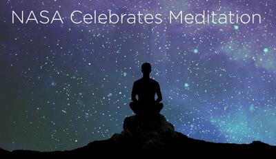 La NASA célèbre la méditation