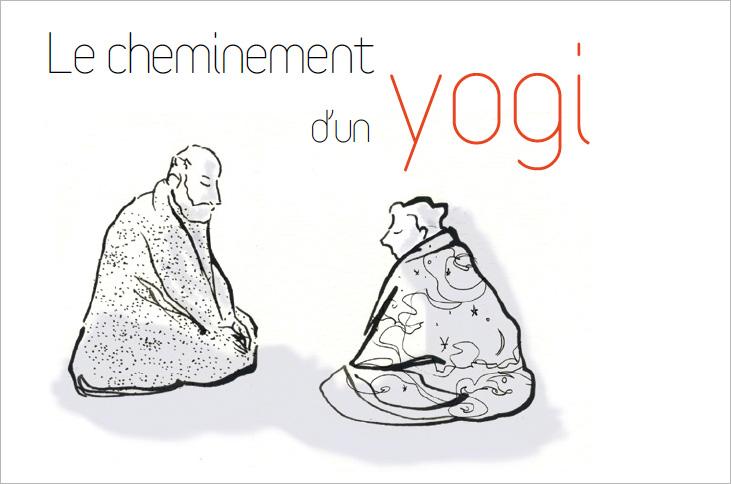 Le cheminement d'un Yogi