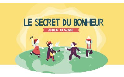 Le secret du bonheur autour du monde