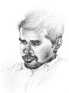 Art & méditation portrait