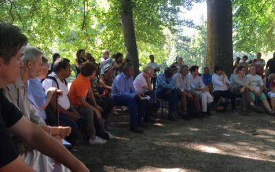 Heartfulness aux Dialogues en humanité, Lyon – 7 au 9 juillet