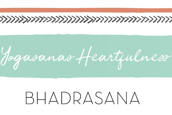 Yogasanas Heartfulness – BHADRASANA – La posture auspicieuse
