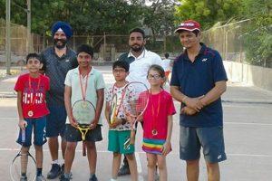 Interview de Devinder Singh Bhusari - Champion de tennis et coach - mental