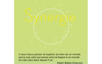 Synergie – Encourager nos potentialités