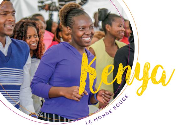 Kenya: les meilleures idées viennent des jeunes – c'est à eux d'innover!