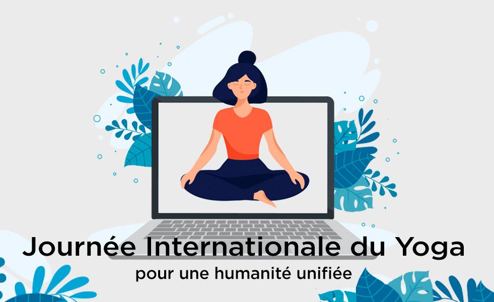 Vers une conscience pleine de compassion Journée internationale du yoga 2020