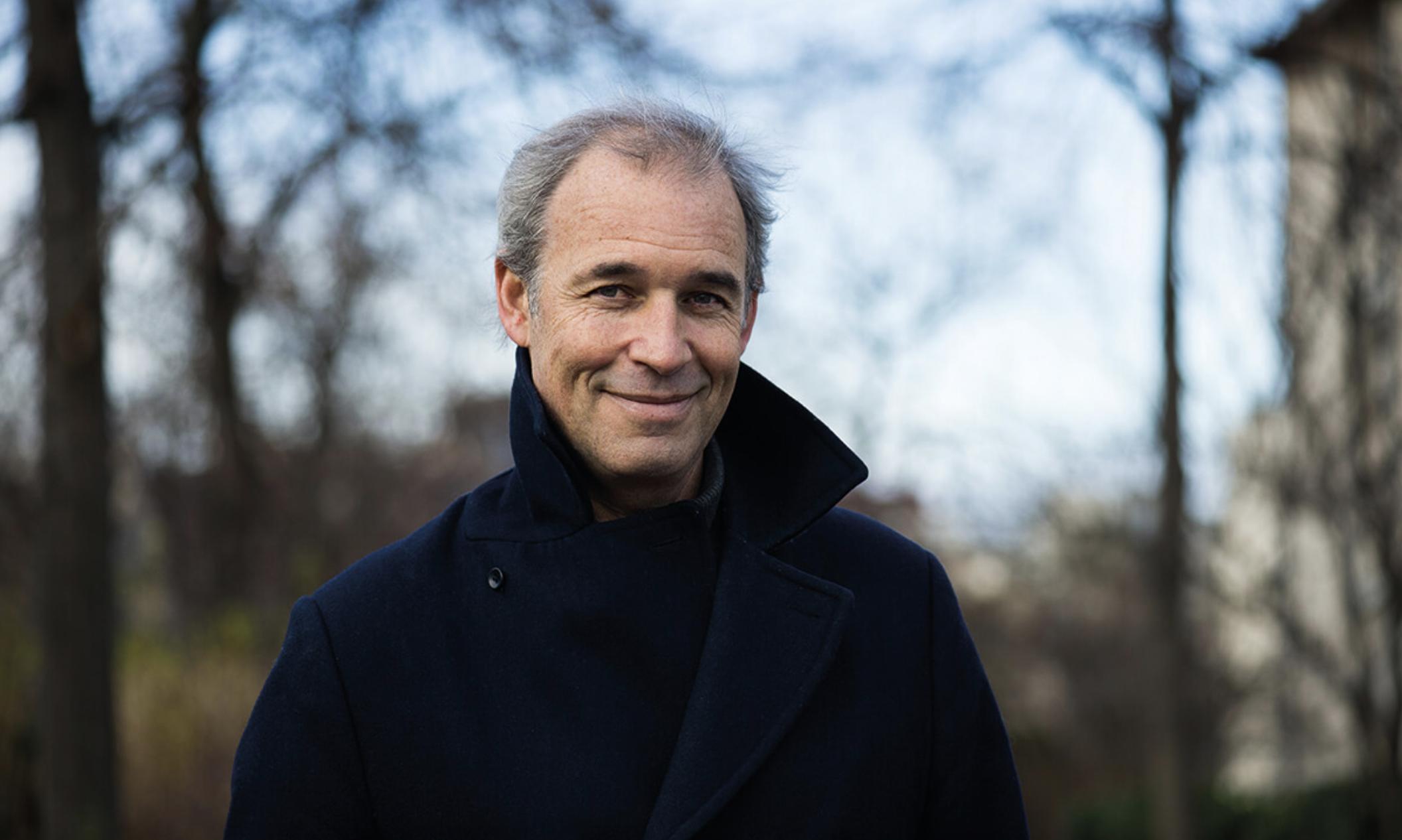 Interview Stéphane Haskell pour Les Journées du Yoga